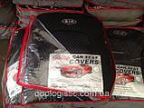 Авточехлы на Kia Forte 2012-2013 года седан Favorite Киа Форте, фото 7