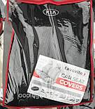Авточехлы на Kia Forte 2012-2013 года седан Favorite Киа Форте, фото 2