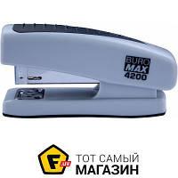 Степлер Buromax BM.4200-09 серый