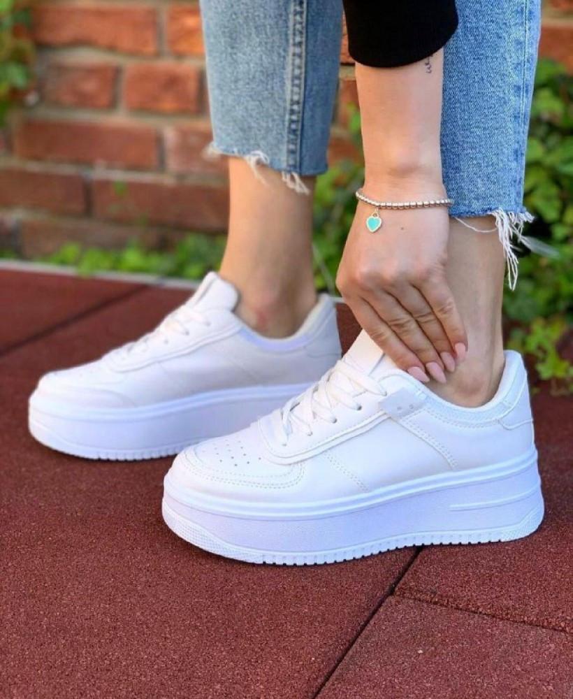 Обувь Форс Белые
