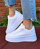Обувь Форс Белые, фото 2