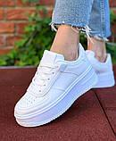 Обувь Форс Белые, фото 3