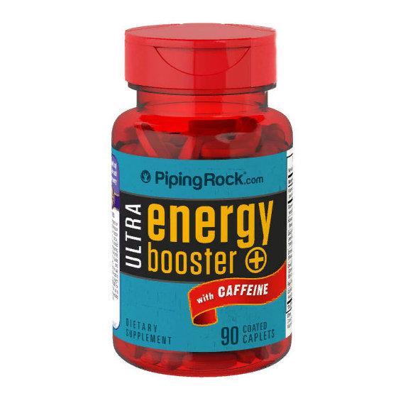 Бустеры тестостерона Piping Rock Ultra Energy Booster 90 капс Оригинал! (342185)