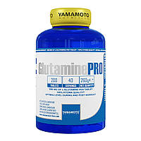 Глютамин Yamamoto Nutrition Glutamine PRO 200 капс Оригинал! (341412)