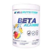 Бета-аланін All Nutrition Beta Alanine 500 г Оригінал! (341458)