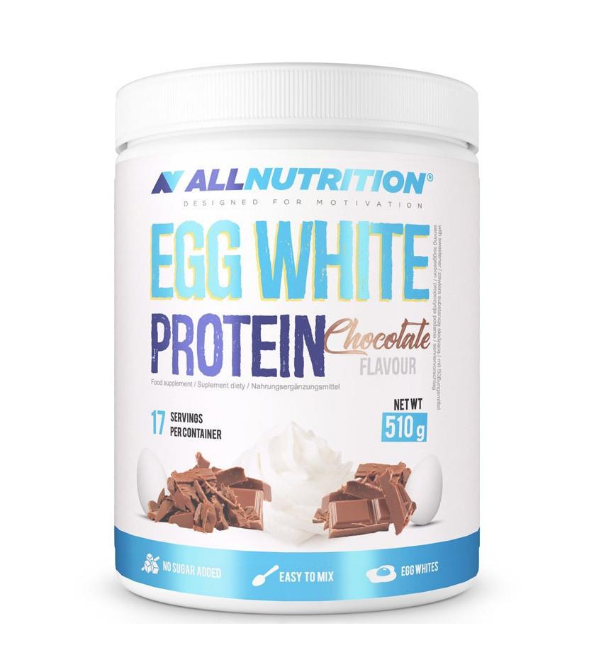 Протеїн All Nutrition White EGG Protein 510 г Оригінал! (341471)