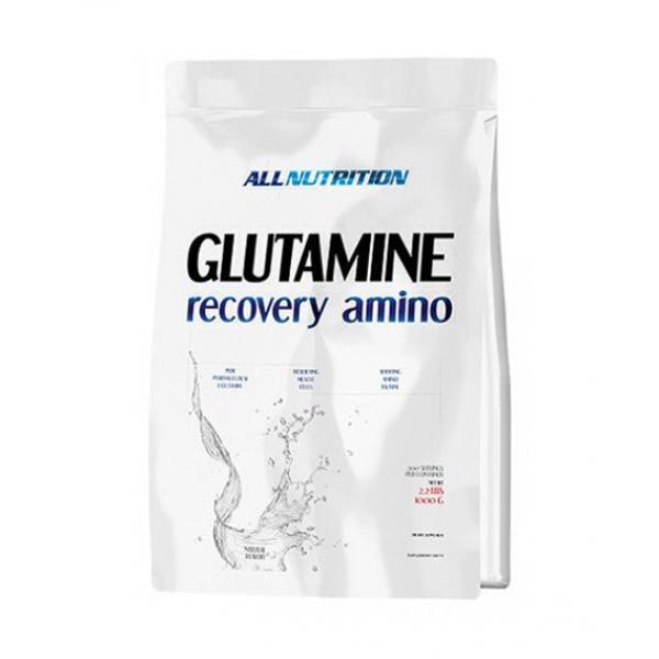 Глютамін All Nutrition Glutamine Recovery Amino 1000 г Оригінал! (341479)