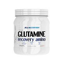 Глютамин All Nutrition Glutamine Recovery Amino 500 г Оригинал! (341481)