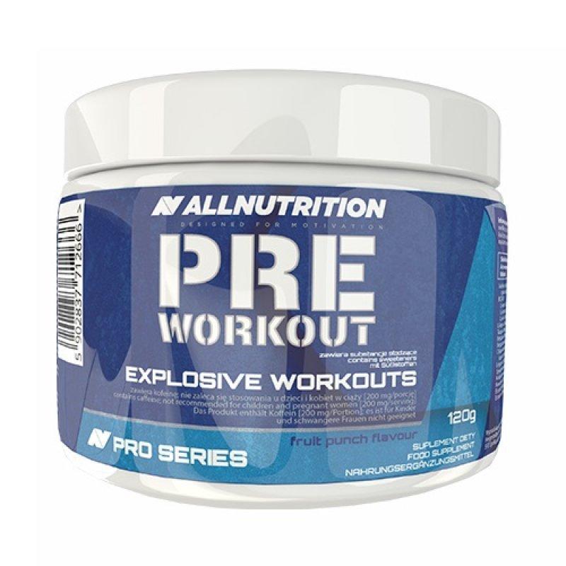 Предтренировочный комплекс All Nutrition Pre Workout 120 г Оригинал! (341486)