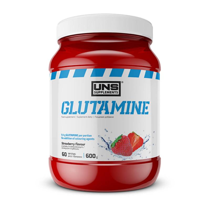 Глютамин UNS Glutamine 600 г Оригинал! (341523)