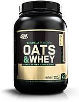 Протеїн Optimum Nutrition Oats & Natural Whey 100% 1.36 кг Оригінал! (343286)