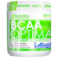 BCAA Аминокислоты NutraKey BCAA Optima 30 порций (441 г) Оригинал! (343307)