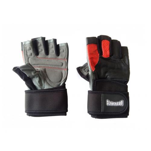 Перчатки Gladiator Man Gloves (GLM-104B) Red Оригинал! (341617)