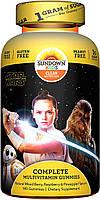 Вітаміни і мінерали Sundown Kids Multivitamin Disney Star Wars 180 капс Оригінал! (343368)