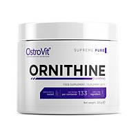 Енергетичні та спеціальні препарати OstroVit Ornithine 200 г Оригінал! (344317)