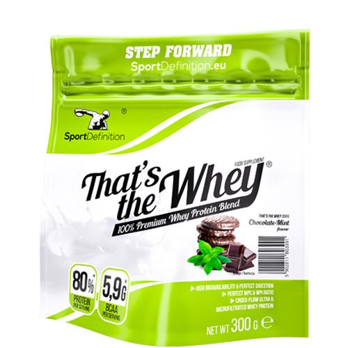 Протеин Sport Definition That`s The Whey Isolate 90 (300 гр) Оригинал! (342694)