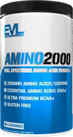 Амінокислоти Evlution Nutrition Amino 2000 480 таб Оригінал! (341873)