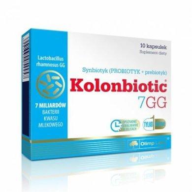 Витамины и минералы Olimp Labs Kolonbiotic 7 GG 10 капс Оригинал! (342102)