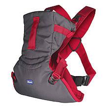 Эрго рюкзак-кенгуру Chicco Easy Fit Красный 878448672, КОД: 1079180