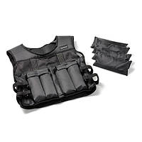 Жилет-утяжелитель Tunturi Weighted Vest 10 kg 14TUSCL246