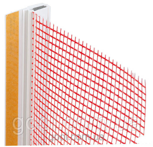 Профиль примыкающий оконный с армирующей сеткой для формирования откоса с резиновой манжетой и без неё. Какая разница между ними?!