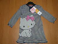 Детская ночная рубашка для девочек Sun City, 3, 4 года