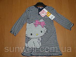 Дитяча нічна сорочка для дівчинок Sun City, 3 роки