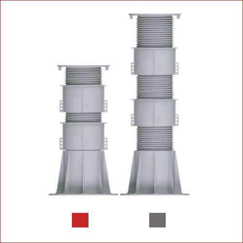 Регулируемая опора Karoapp (364-507 мм) К-А4 + 2шт. K-CL (K-A7)