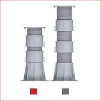 Регулируемая опора Karoapp (364-507 мм) К-А4 + 2шт. K-CL (K-A7), фото 1