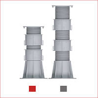 Регульована опора Karoapp (364-507 мм) До-А4 + 2шт. K-CL (K-A7), фото 1