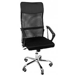 Кресло Bonro Manager 2 черное