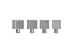 З'єднувач Karoapp (висота 16 мм, товщина 4 мм) (K-ST4)