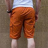 Мужские шорты с накладными карманами Сл 1860,1861, фото 5