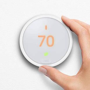 Термостат Nest Smart Thermostat E - White (T4000ES)
