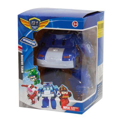 "Трансформер ""Робокар Полі: поліцейська машина Полі"" 9009ABCD"