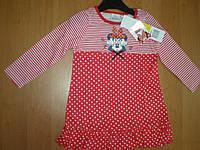 Детская ночная рубашка для девочек Sun City, 3-8лет
