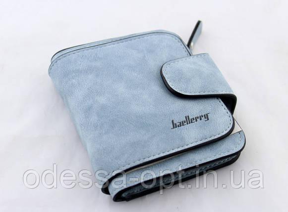 Гаманець, портмоне Baellerry N2346 Blue / Jeans, фото 2