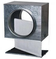 Фильтр-бокс круглый для систем вентиляции ФБ