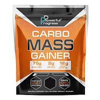 Вітамінний Powerful Progress Сarbo Mass Gainer, 2 кг Ваніль