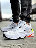 Кросівки чоловічі 18205, Nike M2K Tekno, білі, [ 44 ] р. 44-28,5 див., фото 2