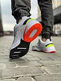 Кросівки чоловічі 18205, Nike M2K Tekno, білі, [ 44 ] р. 44-28,5 див., фото 5
