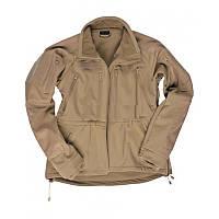 Куртка тактическая SoftShell (Coyote) , фото 1