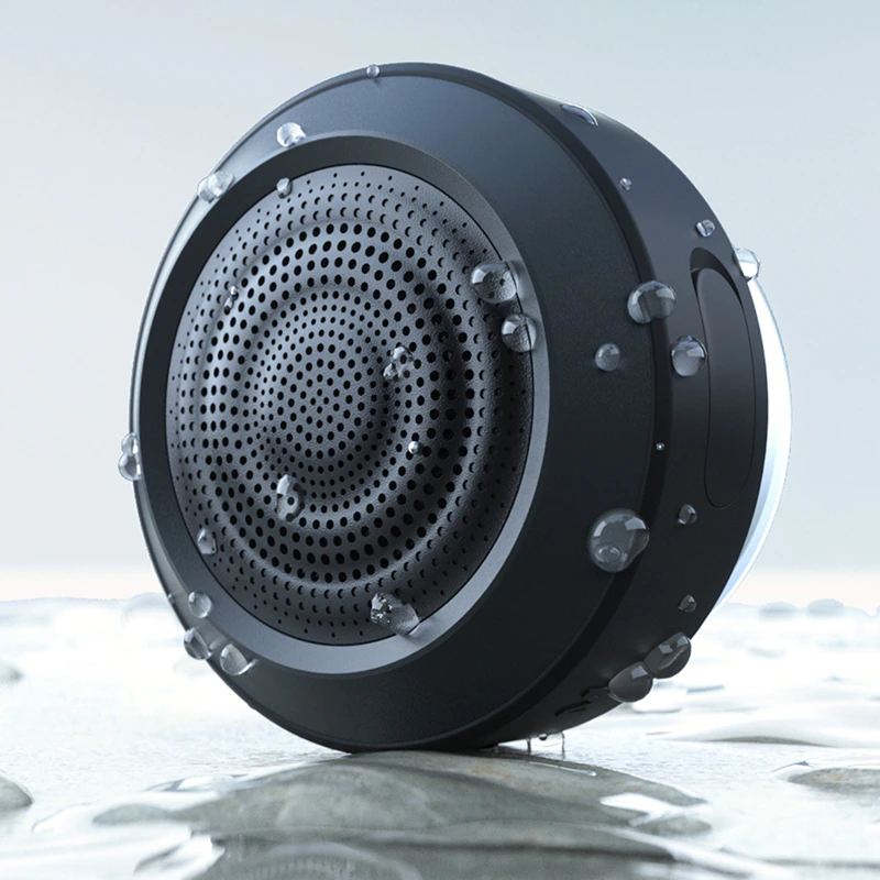 Колонка Mifa A4 black 5 Вт IPX7 Bluetooth 5.0