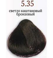 КРЕМ-КРАСКА COLORIANNE CLASSIC № 5.35 (светло каштановый бронзовый)