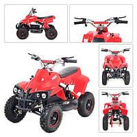 Детский Электро-квадроциклы HB-EATV 800C-3 Красный