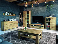 Комплект мебели в гостиную Sokme Фокус с подсветкой
