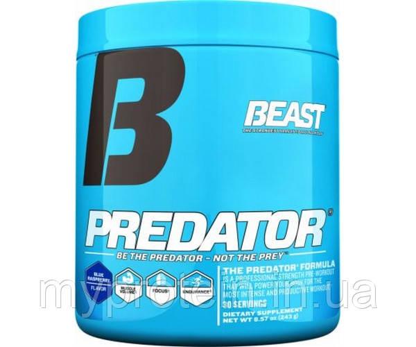 Предтренировочный комплекс Predator (243 g )