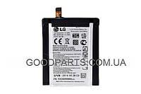 Аккумуляторная батарея BL-T7 Li-Polyner для телефона LG 3000mAh (Оригинал) EAC62058701