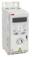 Преобразователь частоты AВВ ACS150 - 0,37кВт 230В 1Ф (ACS150-01E-02A4-2)