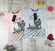 Дитячі футболки для дівчаток №2203